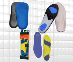 Retail Foot Orthotics